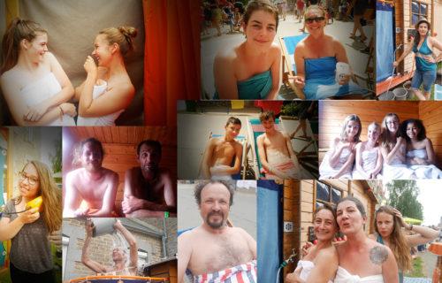 La Roul'Hot – Sauna mobile