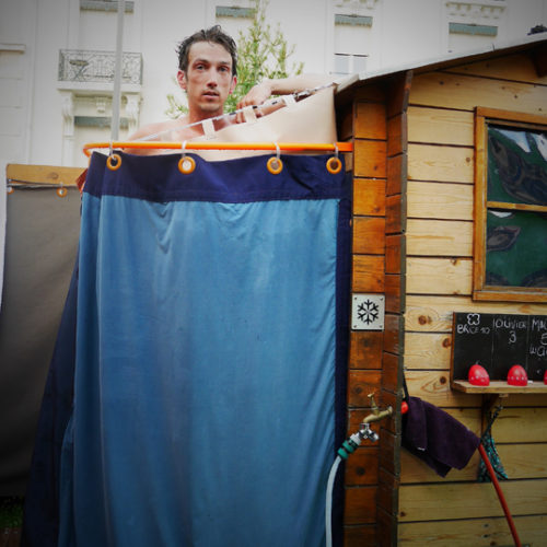 La Roul'Hot – Sauna mobile